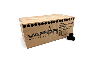 CocoVapor Coconut Charcoal Cube 720 Image