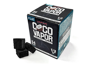 CocoVapor Coconut Charcoal Flat 54 Image